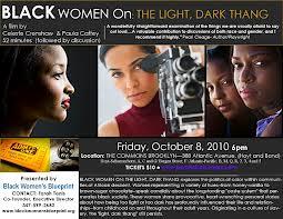 Black women on