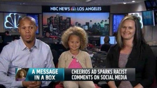 cheerios family