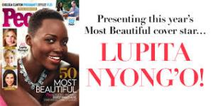 lupita most beautiful