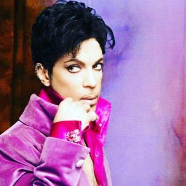 Prince coy side eye