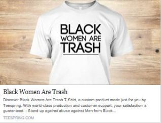 Black Women are Trash